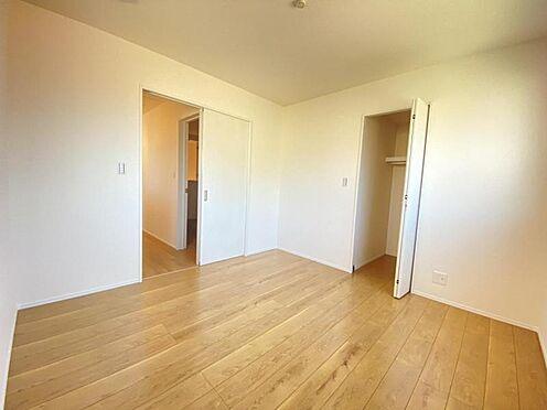 新築一戸建て-知多市にしの台1丁目 収納完備でお部屋を広く使用できます