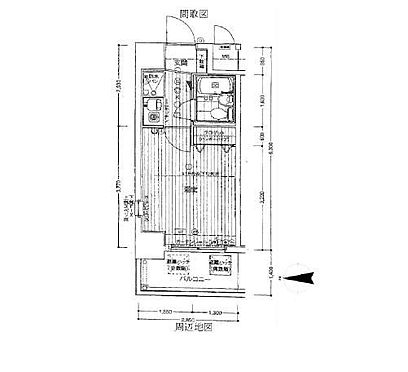 マンション(建物一部)-京都市下京区寺町通松原下る植松町 間取り