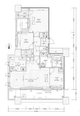 マンション(建物一部)-名古屋市中区栄1丁目 間取り
