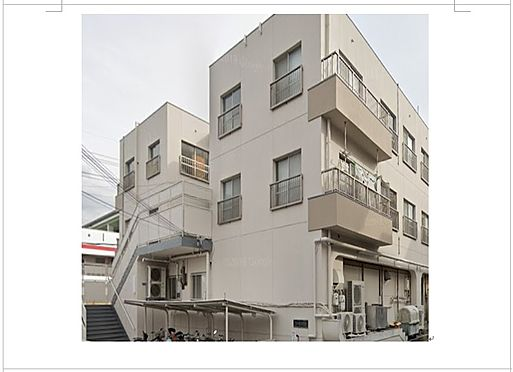 マンション(建物一部)-奈良市中山町 外観