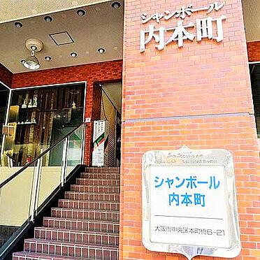 マンション(建物一部)-大阪市中央区本町橋 間取り