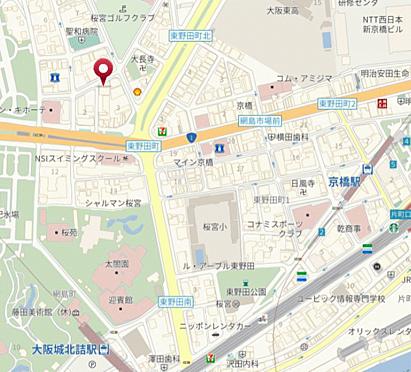 マンション(建物一部)-大阪市都島区中野町 その他