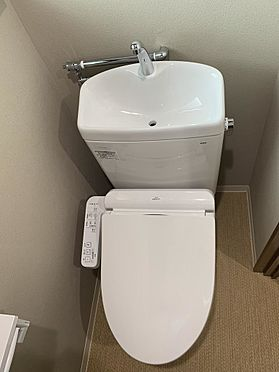マンション(建物一部)-青梅市東青梅3丁目 トイレ