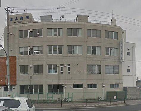 中古一戸建て-和歌山市坂田 【内科】高山病院まで1782m