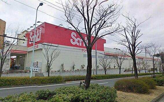 マンション(建物全部)-八王子市松木 サンキ ファッション市場