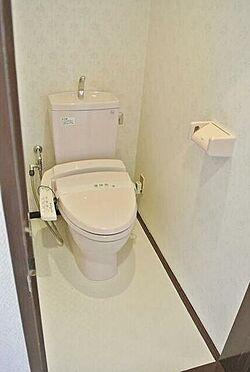 マンション(建物一部)-北九州市八幡西区岡田町 トイレ