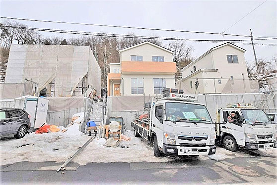 新築一戸建て-富谷市とちの木1丁目 外観