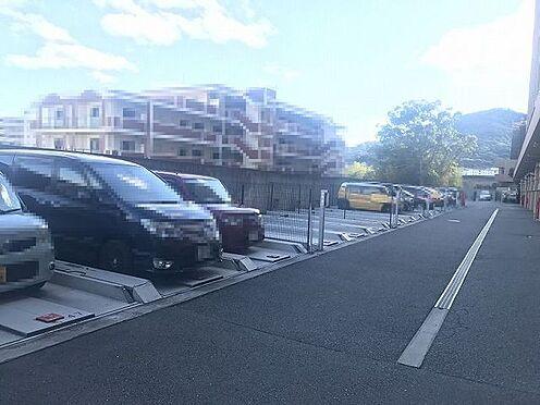 中古マンション-神戸市須磨区道正台1丁目 駐車場