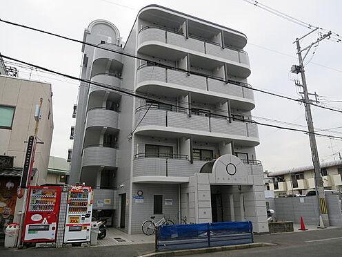マンション(建物一部)-京都市伏見区深草泓ノ壺町 落ち着きのある外観