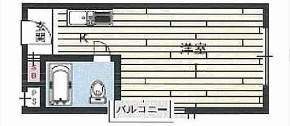マンション(建物一部)-神戸市東灘区深江南町2丁目 一人暮らしに使い勝手の良いワンルームです。