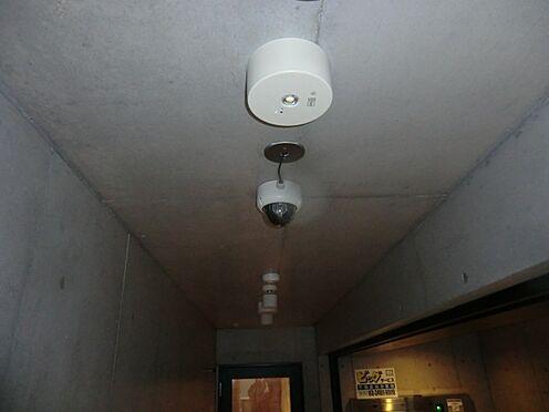 マンション(建物全部)-板橋区常盤台1丁目 防犯カメラ