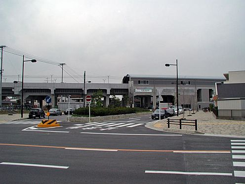 戸建賃貸-東海市加木屋町畑尻 名鉄河和線「高横須賀町」駅まで1400m