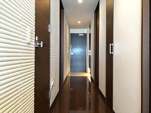 中古マンション-名古屋市中区松原2丁目 人感センサーライトや24時間換気システム付きです。