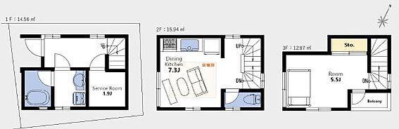 アパート-江戸川区松島4丁目 クラヴィス小岩松島4・収益不動産