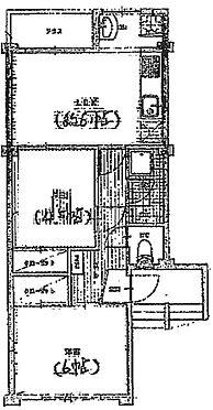 マンション(建物一部)-福生市大字福生 間取り