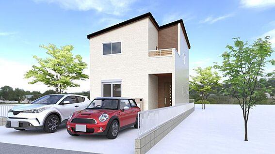 新築一戸建て-半田市柊町4丁目 自分好みのお家を建てませんか。ワンランク上の住み心地をテーマに、お客様のご希望を叶えます。