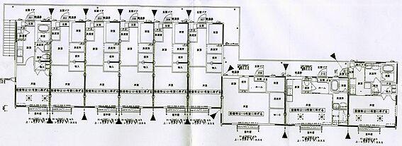 アパート-柏市東台本町 2階間取り図