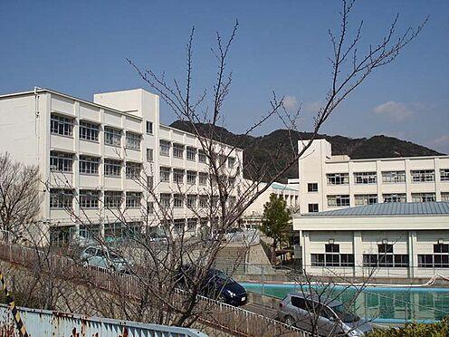 新築一戸建て-神戸市須磨区多井畑南町 神戸市立高倉中学校