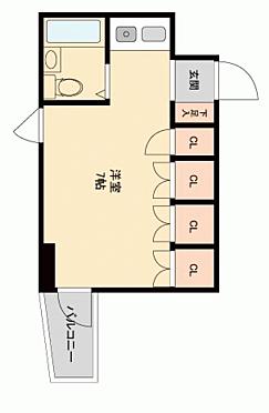 マンション(建物一部)-尼崎市上ノ島町1丁目 間取り