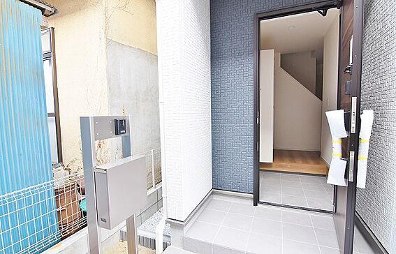 新築一戸建て-仙台市青葉区中江1丁目 玄関