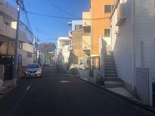 アパート-新宿区中落合4丁目 前面道路