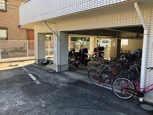 マンション(建物一部)-草加市谷塚上町 バイク置場