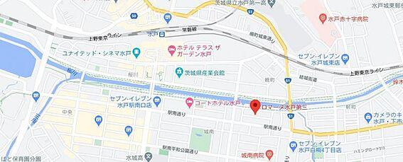 マンション(建物一部)-水戸市城南3丁目 その他