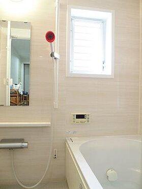 中古マンション-多摩市豊ヶ丘3丁目 窓が有る浴室