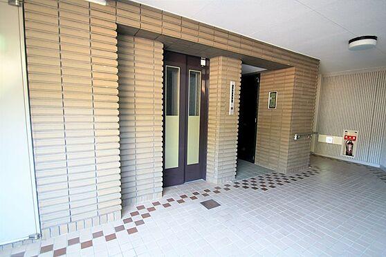 リゾートマンション-熱海市咲見町 エレベーター:こちらのエレベーターに乗れば、対象住戸です。