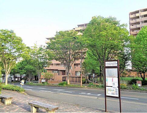 区分マンション-福岡市南区野多目3丁目 西鉄バス「レークヒルズ入口」停。100m。徒歩2分。