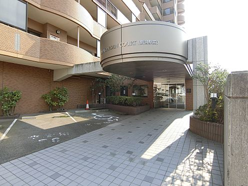 中古マンション-新潟市中央区花園1丁目 マンションアプローチ