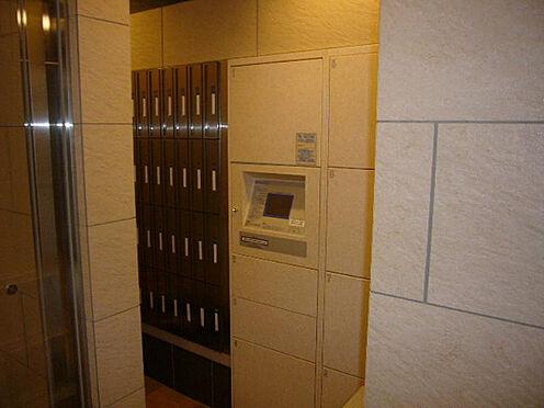 区分マンション-京都市下京区西七条南東野町 宅配ボックスもあり便利。