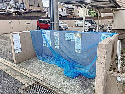 中古マンション-名古屋市中川区愛知町 ゴミ置き場