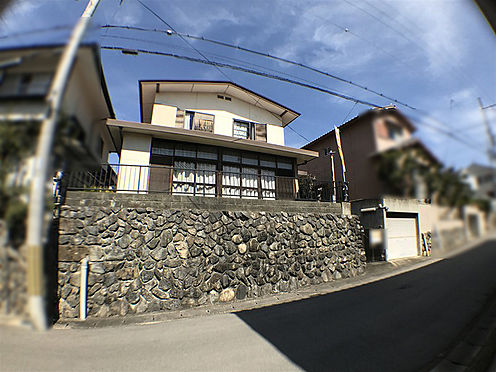 中古一戸建て-京都市山科区四ノ宮小金塚 外観