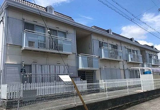 アパート-姫路市余部区上余部 外観