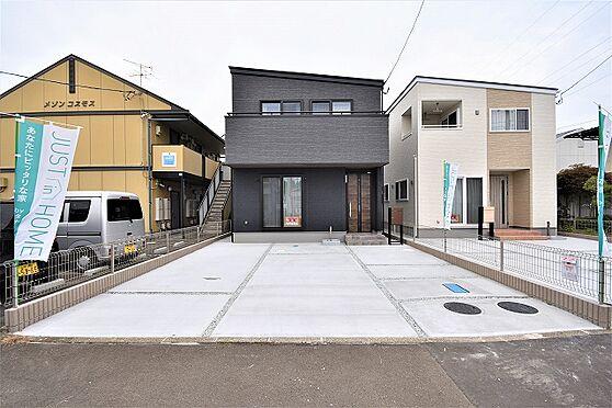 新築一戸建て-仙台市泉区向陽台5丁目 外観