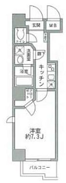 マンション(建物一部)-横浜市保土ケ谷区峰沢町 間取り