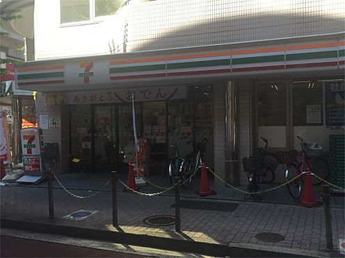 中古マンション-戸田市新曽南3丁目 セブンイレブン高島平駅前店(4887m)