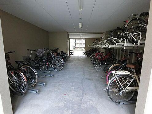 区分マンション-大阪市中央区南新町2丁目 駐輪スペース