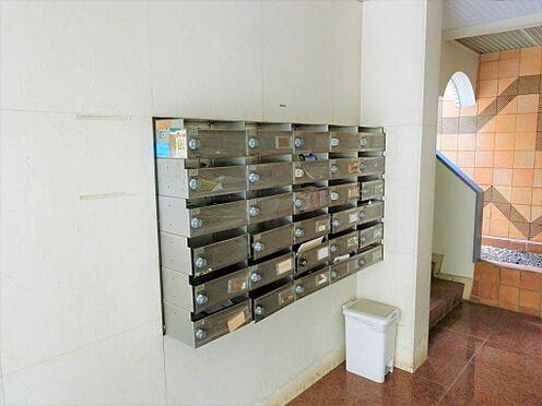 マンション(建物一部)-板橋区赤塚3丁目 郵便ボックスです。