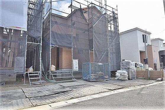 新築一戸建て-岩沼市桑原2丁目 外観