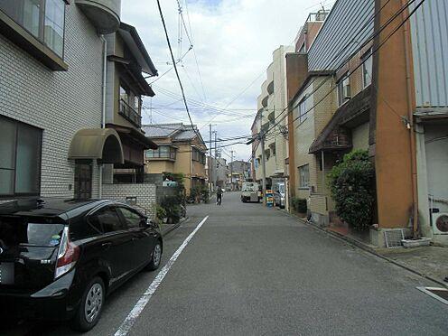 マンション(建物全部)-京都市左京区田中南西浦町 前面道路