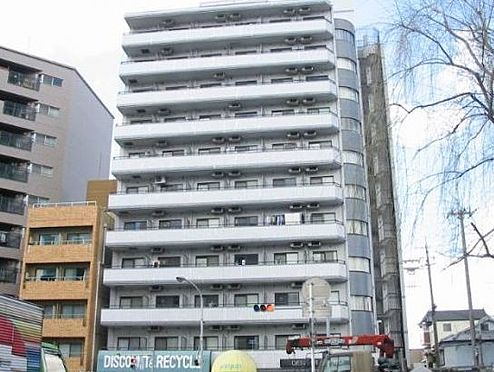 マンション(建物一部)-京都市上京区福大明神町 落ち着いた印象の外観