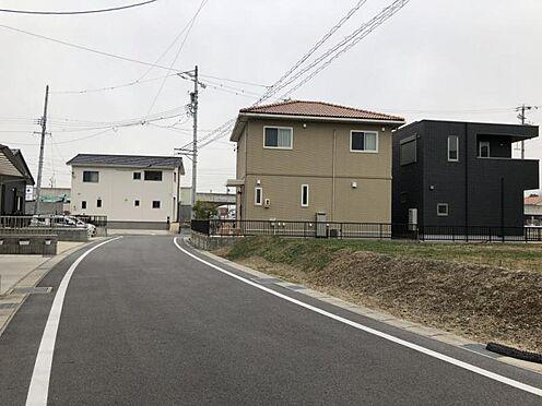 土地-豊田市花園町 建築条件無しのお土地です。