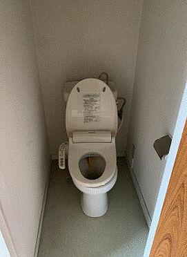 マンション(建物全部)-川口市末広3丁目 トイレ