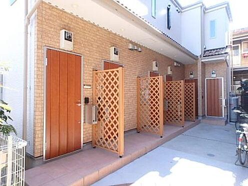 アパート-足立区梅田2丁目 玄関