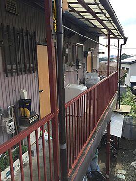 アパート-磐田市西貝塚 2階生活通路