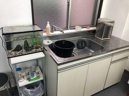ビル(建物全部)-千代田区神田東松下町 2階キッチン