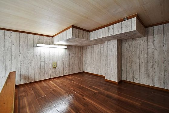 アパート-杉並区高円寺南3丁目 居室ロフト部分