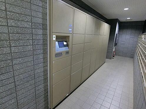 マンション(建物一部)-越谷市千間台西1丁目 宅配ボックスがあり便利です。